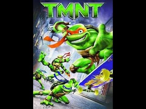 Opening To TMNT 2007 DVD YouTube