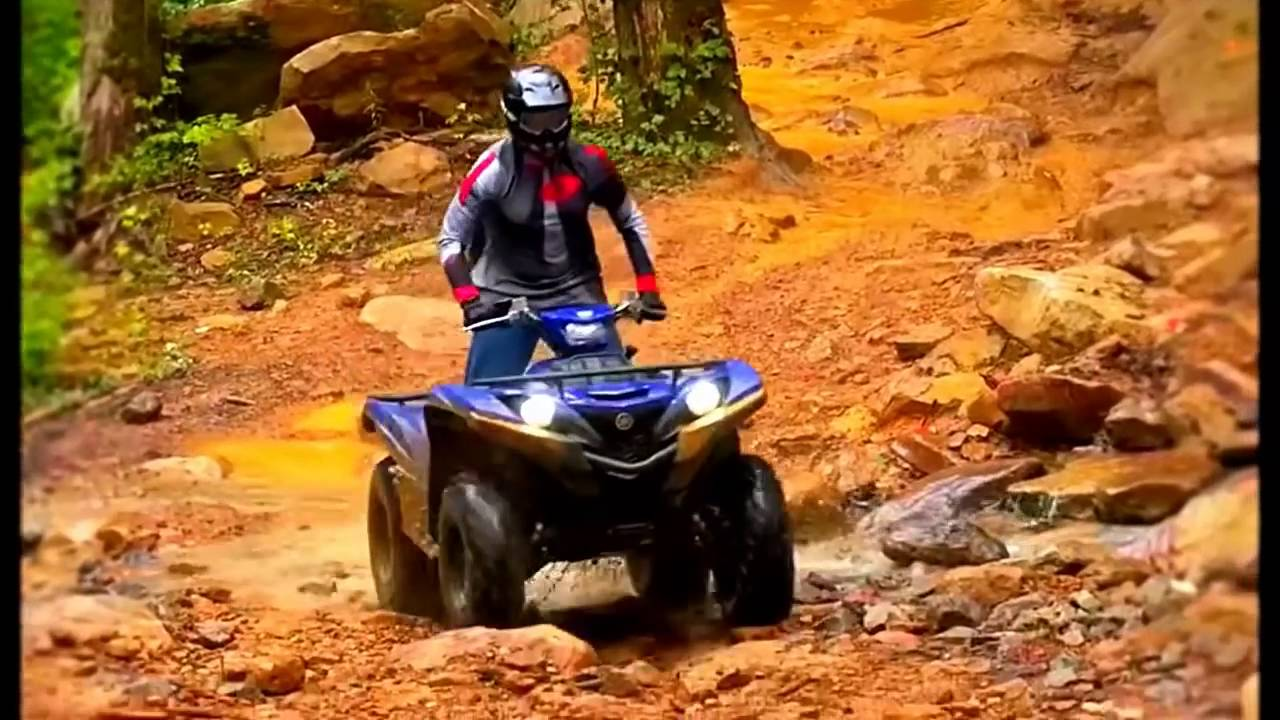 2017 yamaha grizzly 700 eps first test youtube for 2017 yamaha grizzly review