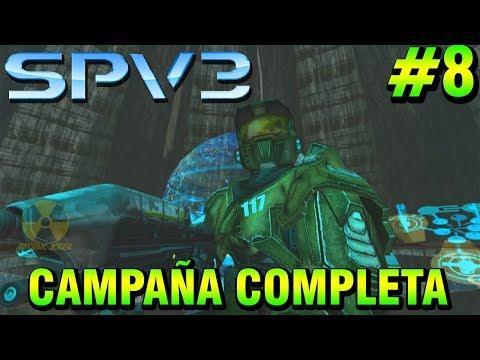 Halo SPV3 | Misión 8 en Español | Campaña Completa