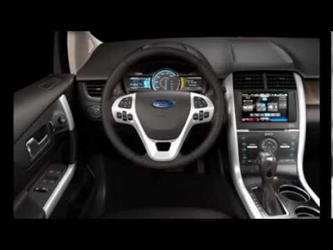 Elegant 2014 Ford Edge Interior