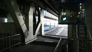 千葉都市モノレール 千葉駅到着