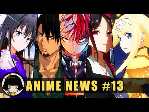 Weekly Anime News #13