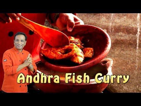Spicy Fish Curry Of Andhra