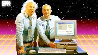 EDB & Data 2000 - Sådan brænder du en CD