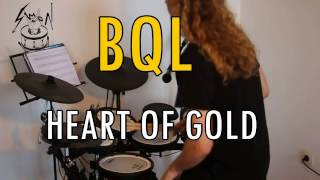 bql heart of gold drum cover by bobnar simon