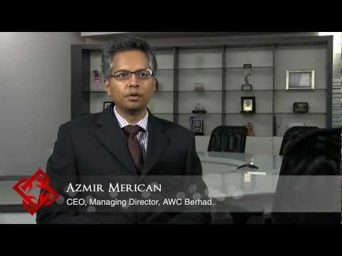 Executive Focus: Azmir Merican, Chief Executive & Managing Director, AWC Berhad