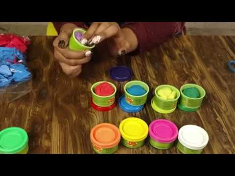 Superb CLAY Unboxing Children Games Kids & Trends Youtube Channel | KIDS  & TRENDS | Chirravuri