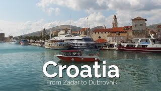 Croatia - From Zadar to Dubrovnik, one perfect trip in Croatia!