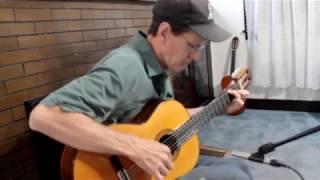 Cheap Trick-Surrender - Fingerstyle guitar arrangement/lesson