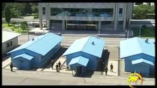 走遍中国 走遍亚洲——走进朝鲜系列 板门店纪行