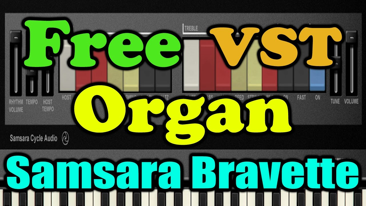 15 Free Organ VST Plugins for FL Studio ( Best Organ VSTs )