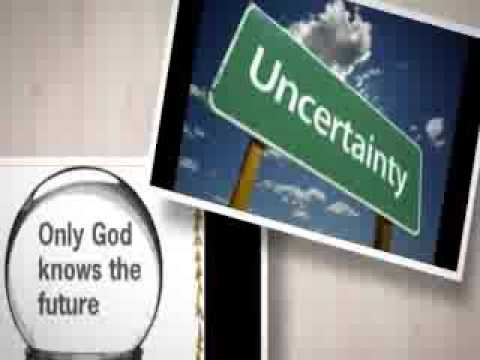 """Is your life """"Uncertain?"""""""
