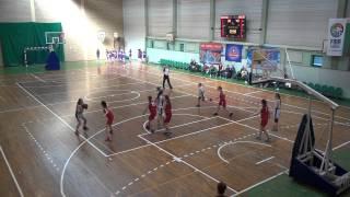 COR Victoria Brest   Gdansk Pomerania Superfinal EGBL U14 02 05 Part 4