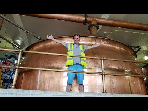 *Must See Mini Film* Greene King Brewery Tour | Bury St Edmunds UK