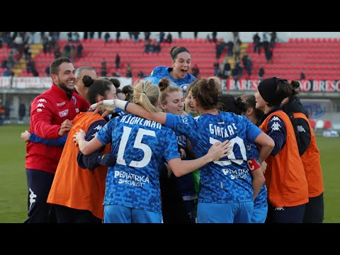 Gli Highlights Di Milan-Empoli Ladies 1-2