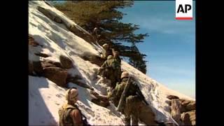 Coalition troops finish Operation Anaconda