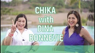 Chikahan with Ms. Dina Bonnevie // Alice Dixson