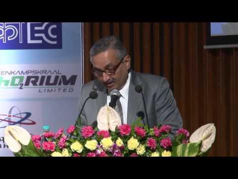 Address by CMD of Nuclear Power Corporation India Ltd Shri K.C. Purohit