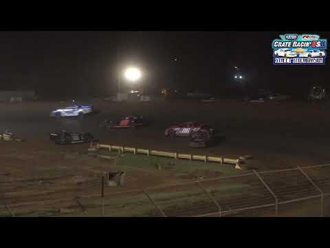 Newsome Raceway Street Stock Feature at Talladega Short Track 1-5-20