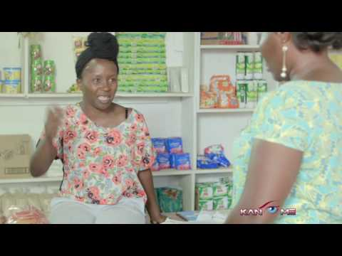 Video (skit): Kansiime Anne – Less Balance