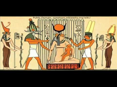 The Divine Child: Horus
