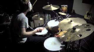 Jimmy Rainsford - Linkin Park - Papercut (Drum Cover)