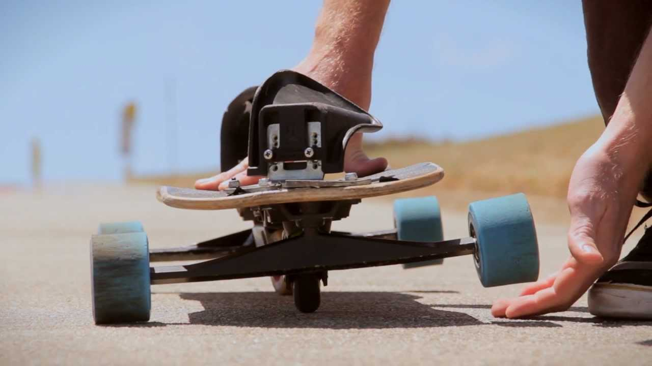 "Freebord: ""Learn to Ride"""