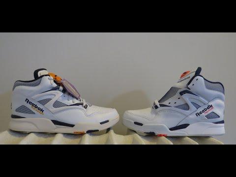 Reebok Omni Pumps  Vintage and Retro. Reebok Omni Pumps  Vintage and Retro  · Reebok Dee Brown Omni Lite Pump Sneaker Review + On Feet W  Dj Delz fccc4f1f3
