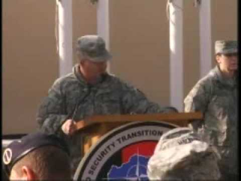 NATO Training Mission Afghanistan Formally Activated