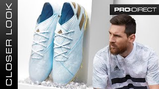NEW ADIDAS MESSI BOOTS '15 AŃOS' (15 YEARS) ANNIVERSARY EDITION
