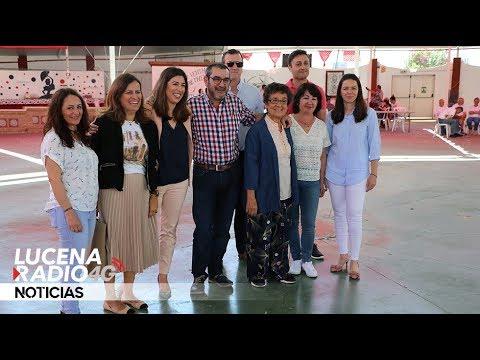 VÍDEO: Clausura de las jornadas sobre hábitos saludables organizadas por los centros de salud de Lucena