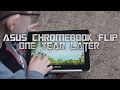 Asus Chromebook Flip Review - One Year Later (The Perfect Chromebook for Bloggers and Web Addicts)