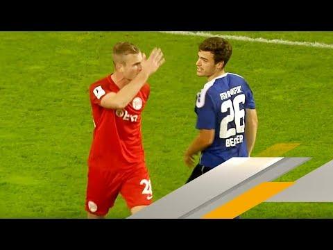 Re-Live   Kickers Offenbach - FSV Frankfurt   Regionalliga Südwest   SPORT1