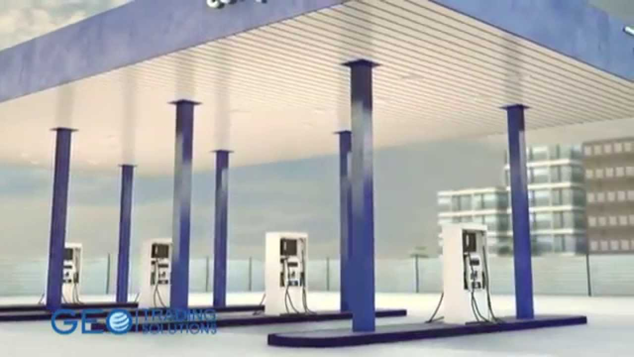 & PetroFirst Modular Gas Station Construction - YouTube