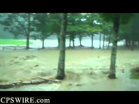 BREAKING: Vermont Flooding Footage