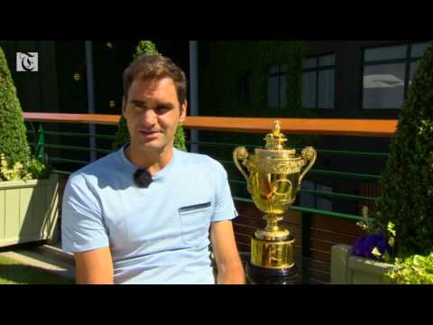 Eighth Wimbledon title beyond Federer's wildest dreams