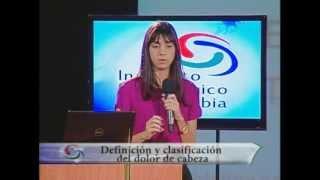 Cefalea 1: Definición y clasificación del dolor de cabeza