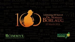Play it Hard - Norman Borlaug 100 Year Tribute
