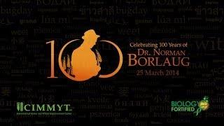 Play it Hard - Norman Borlaug 100 Year Tribute