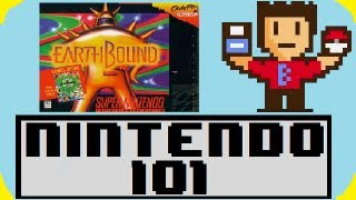 Nintendo 101 - The History of Earthbound/Mother 2!