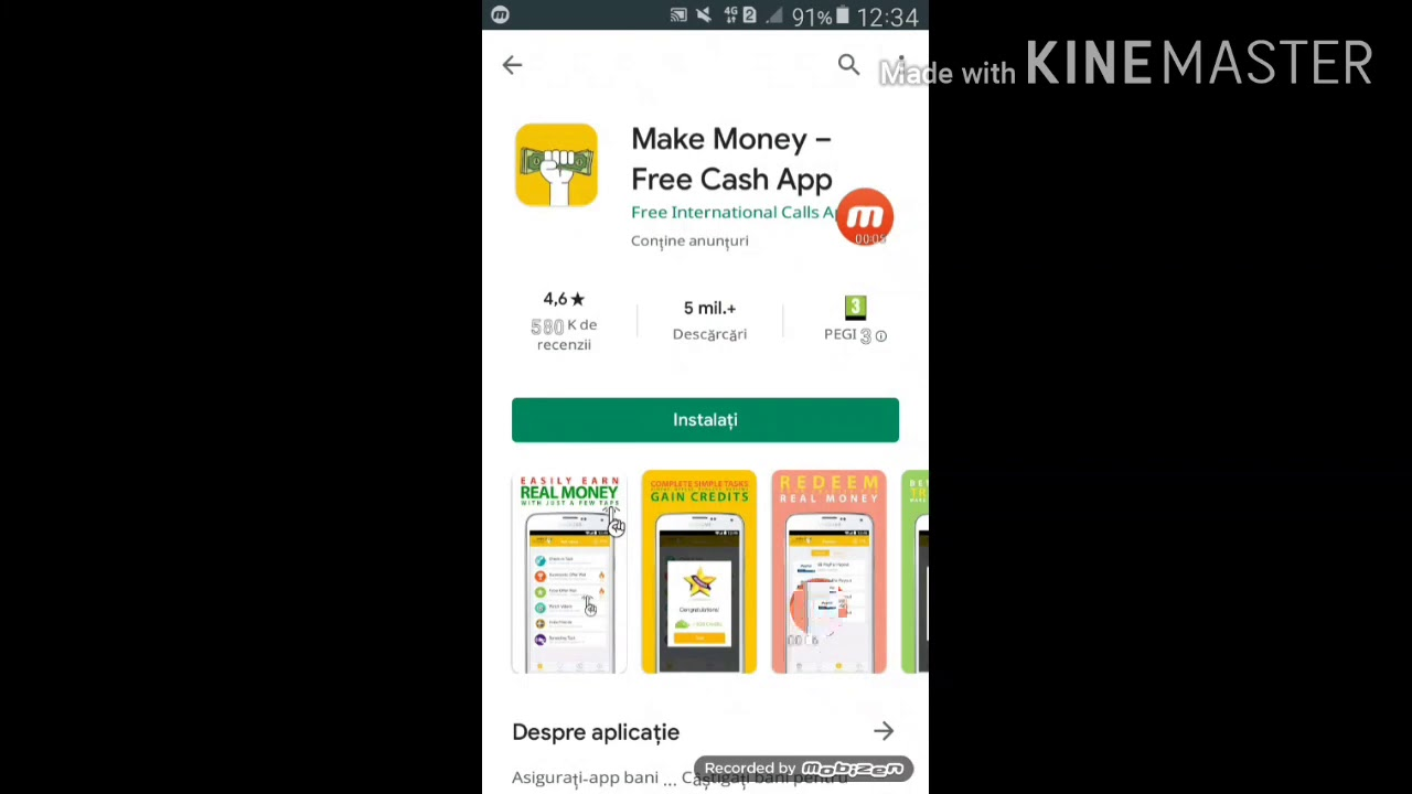cum să faci bani pe mobil