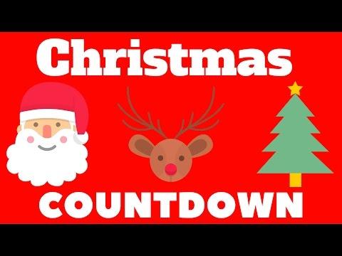 Christmas Countdown 2016 [LIVE 24/7] #XmasCountdown (PART 10)