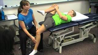 Special Tests in the Examination of the Hip