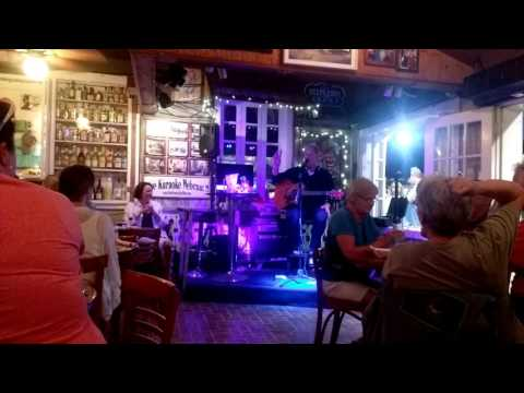 Key West - Happy Hour at Two Friends  - Warning this video contains educational material!