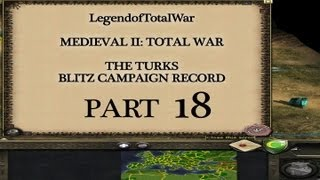 Medieval 2 Total War Blitz Campaign Record Part 18 - Battle of Budapest