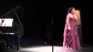 """""""Va! Laisse couler mes larmes"""" Pilar Belaval, mezzosoprano"""