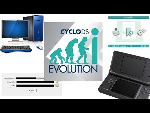 CYCLODS EVOLUTION MOONSHELL POUR TÉLÉCHARGER