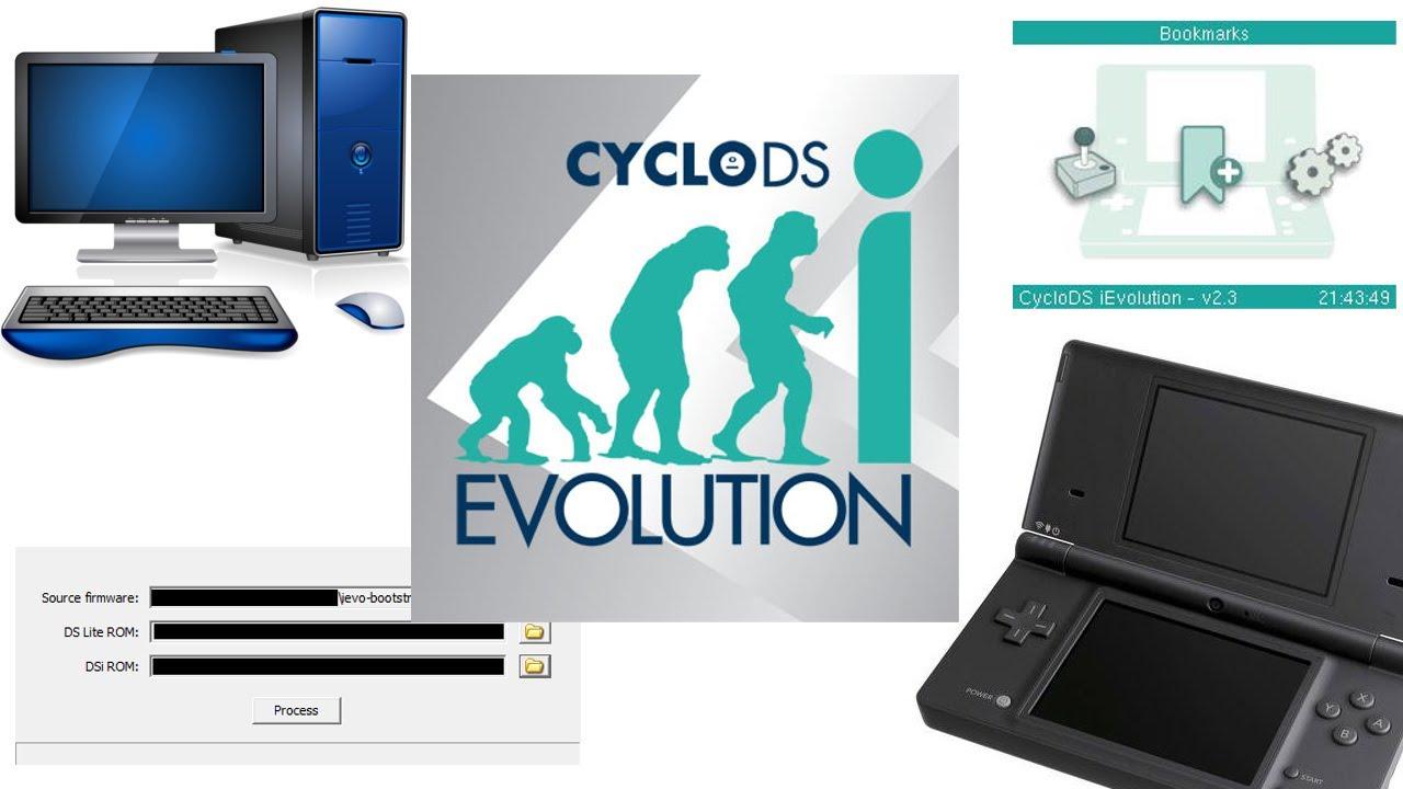 EVOLUTION TÉLÉCHARGER CYCLODS MOONSHELL POUR