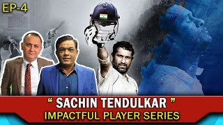 SACHIN TENDULKAR | Impactful Player Series | EP 4 | Caught Behind