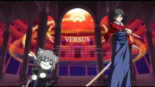 Melty Blood Actress Again Current Code- Neco-Arc Chaos